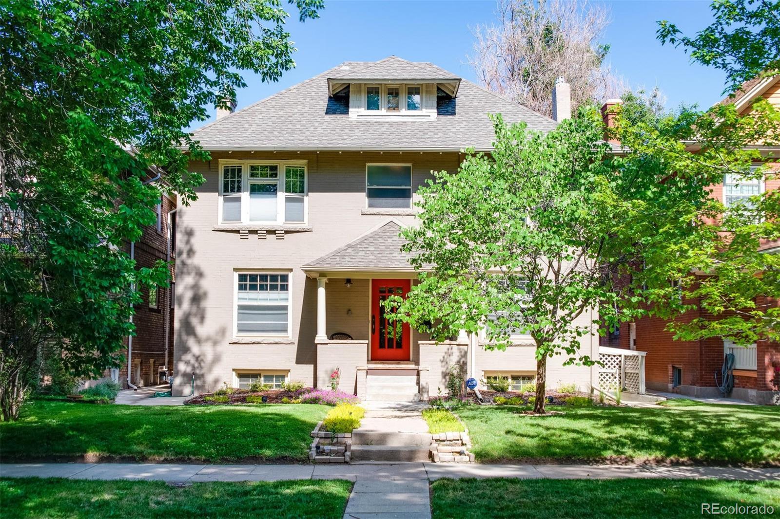 850 N Lafayette Street Property Photo - Denver, CO real estate listing