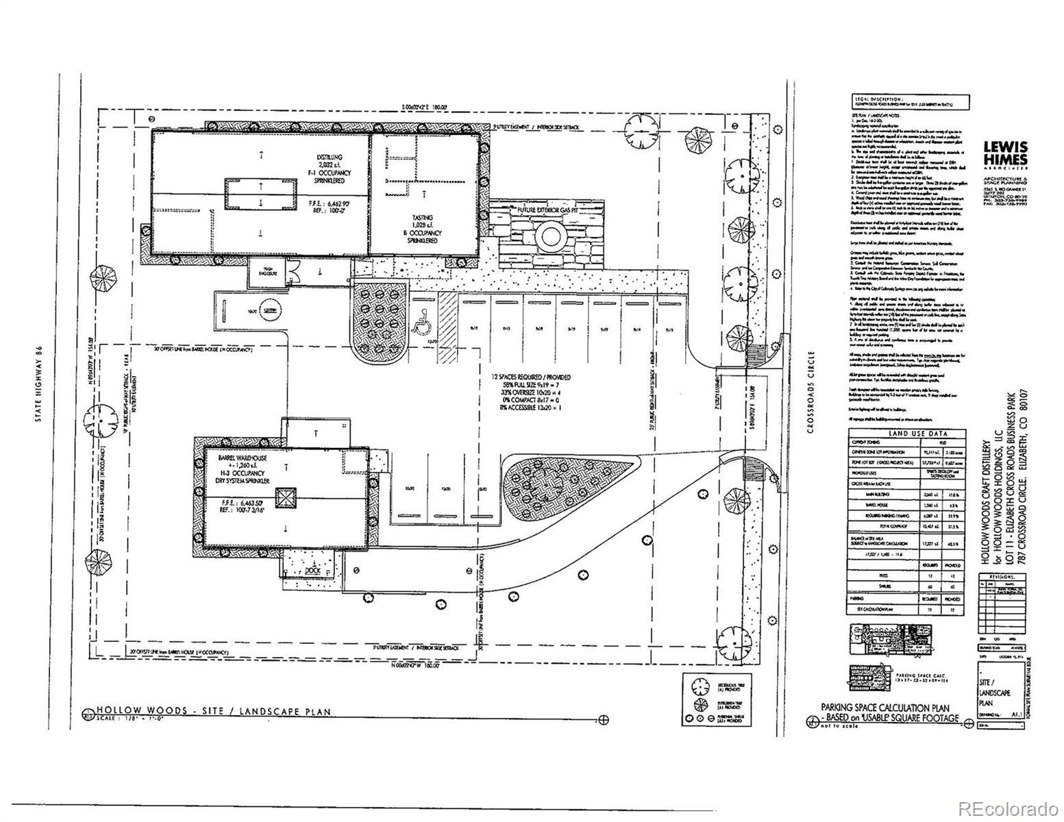 787 Crossroad Circle Property Photo - Elizabeth, CO real estate listing