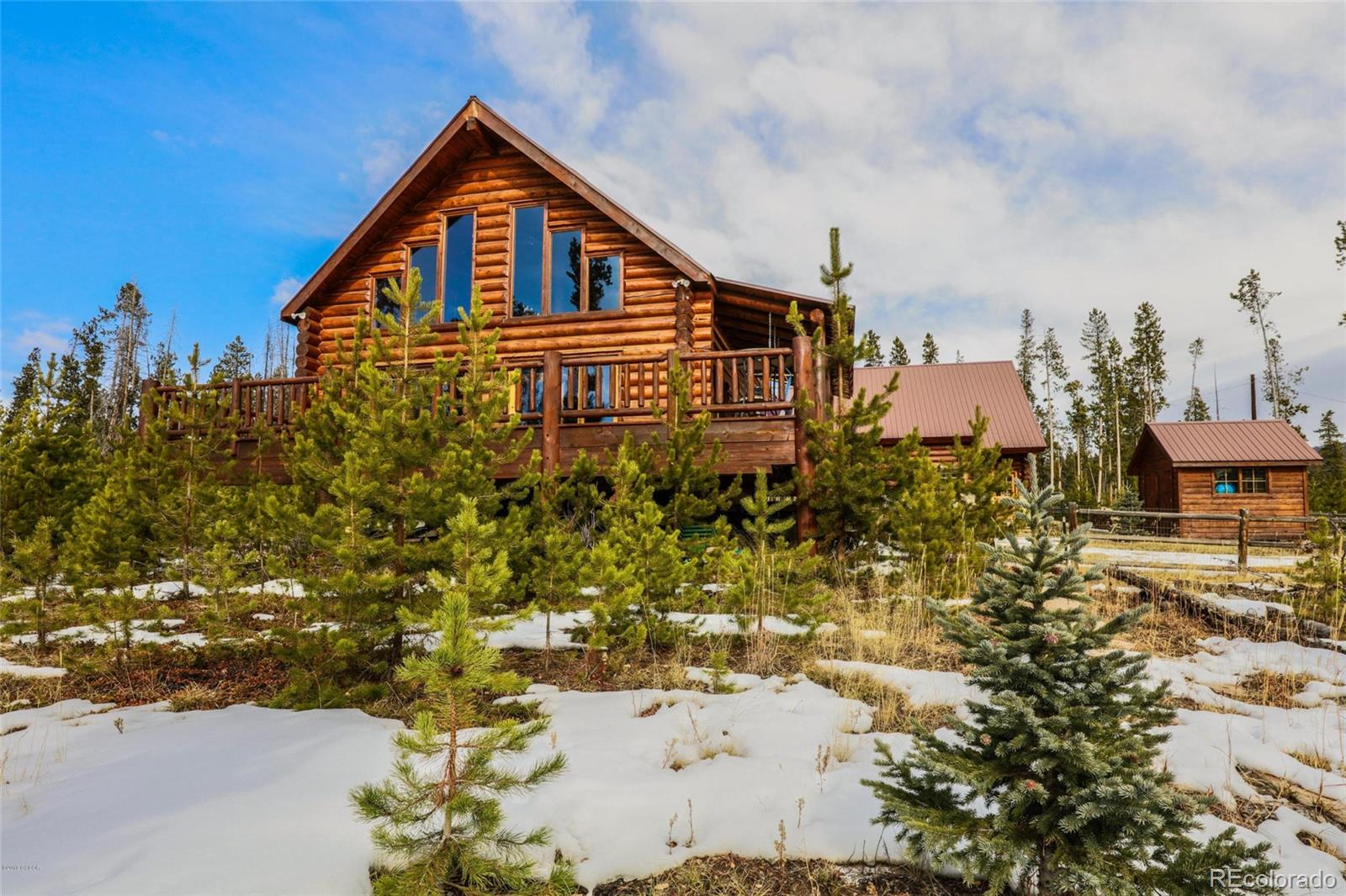 662 County Road 49 Property Photo - Grand Lake, CO real estate listing