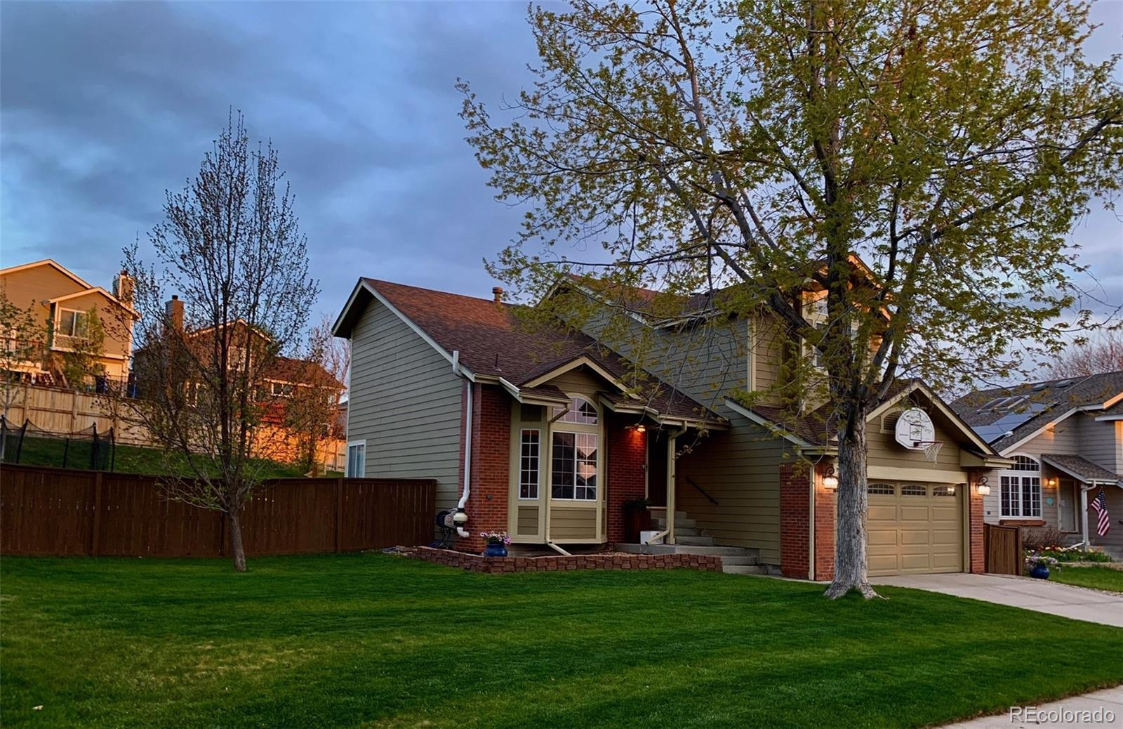 922 Garden Drive Property Photo - Highlands Ranch, CO real estate listing