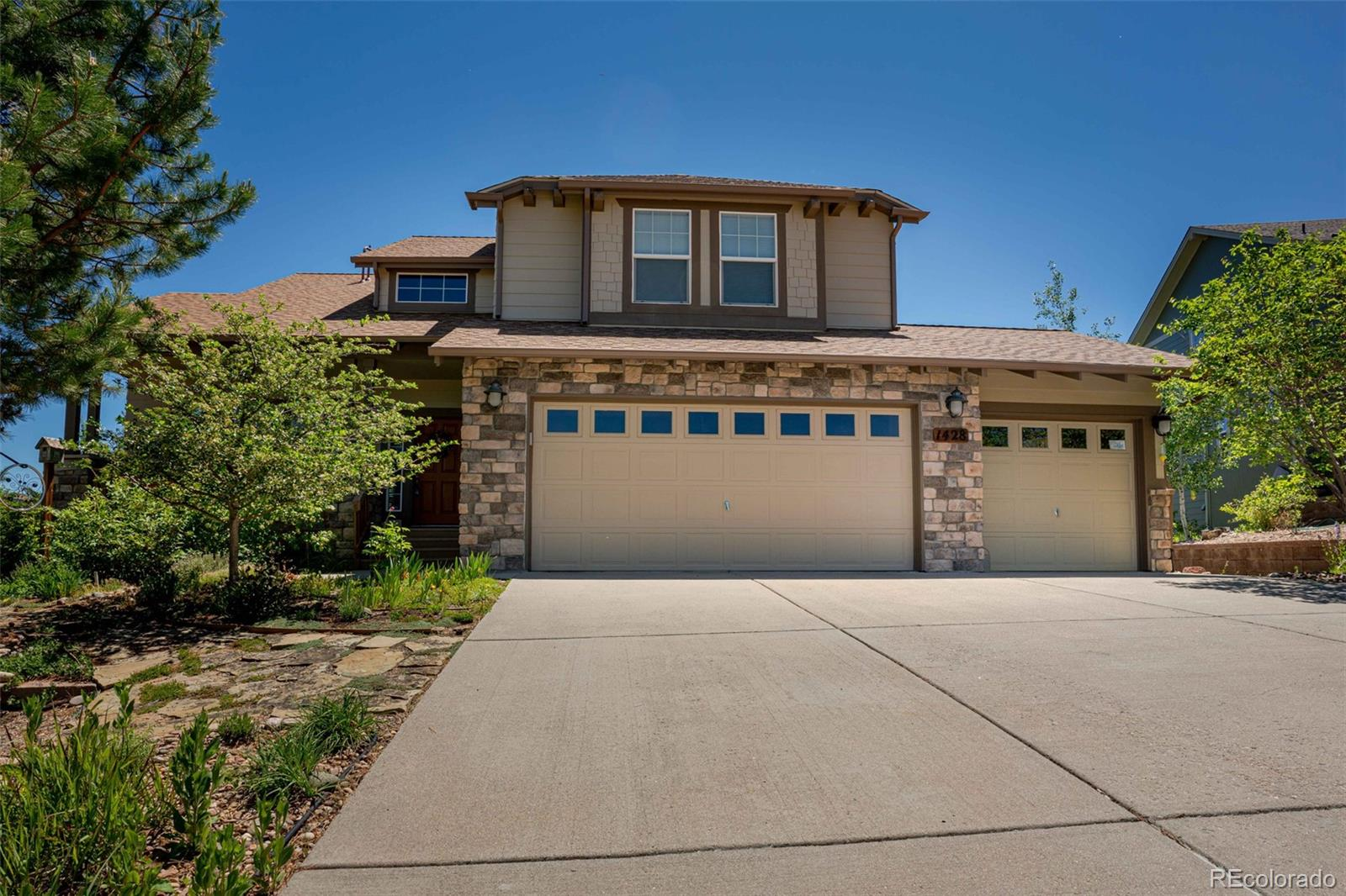 1428 Sterling Hill Court Property Photo - Castle Rock, CO real estate listing