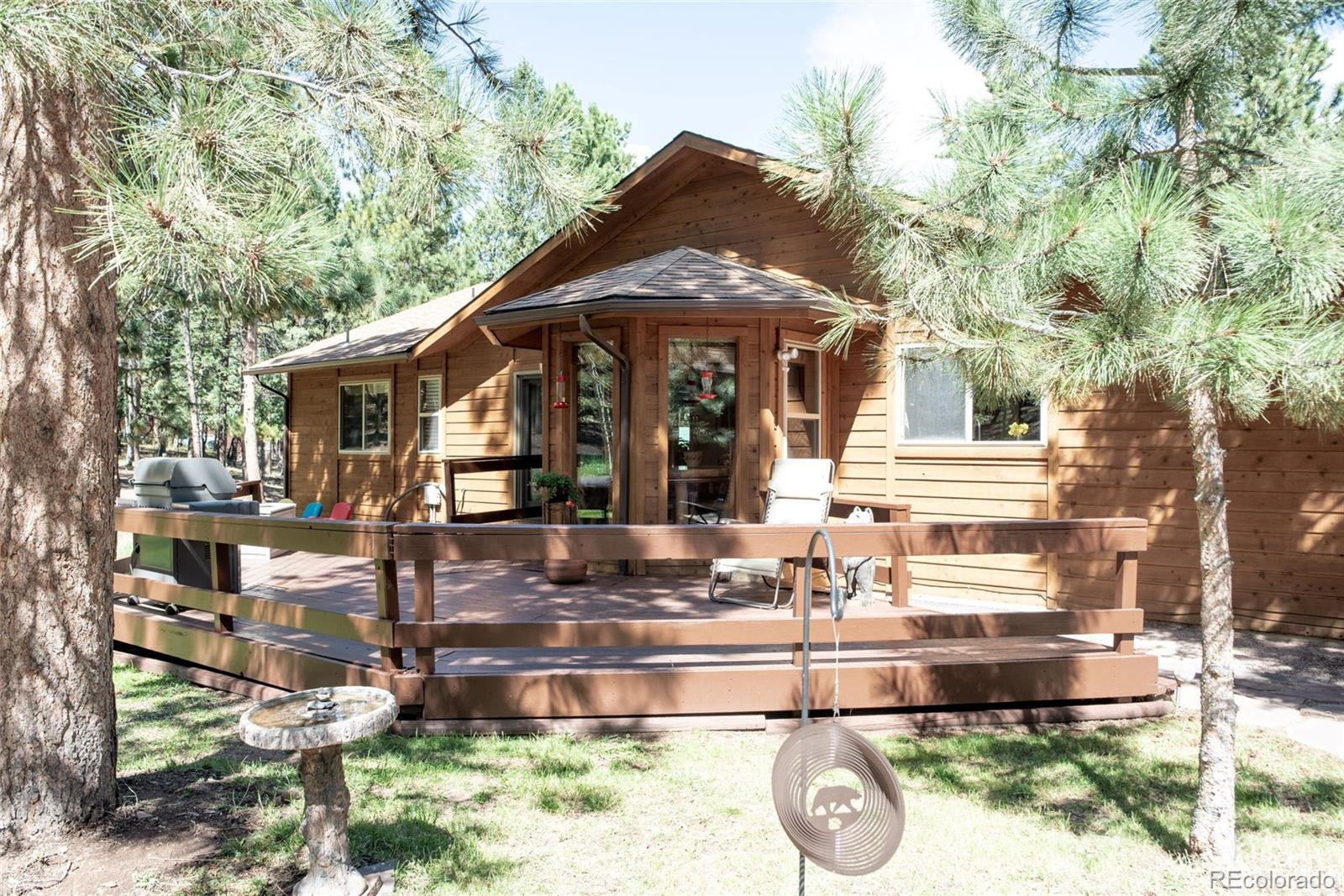 1327 Evergreen Heights Drive Property Photo - Woodland Park, CO real estate listing