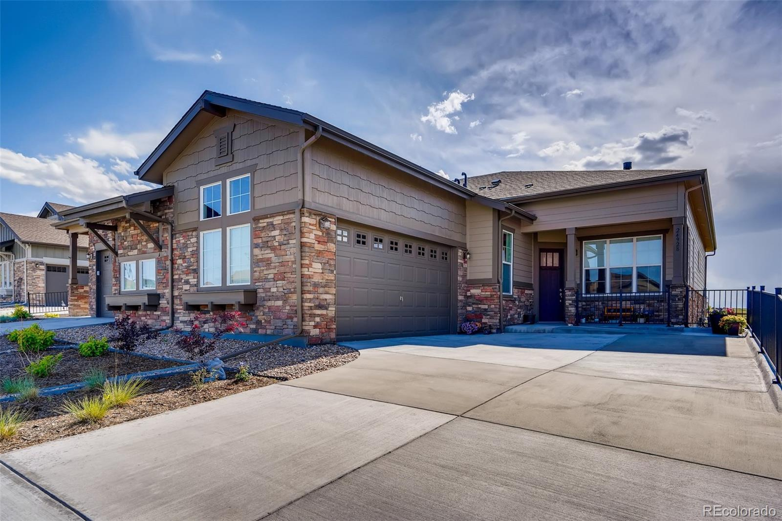 24928 E Alder Drive Property Photo - Aurora, CO real estate listing