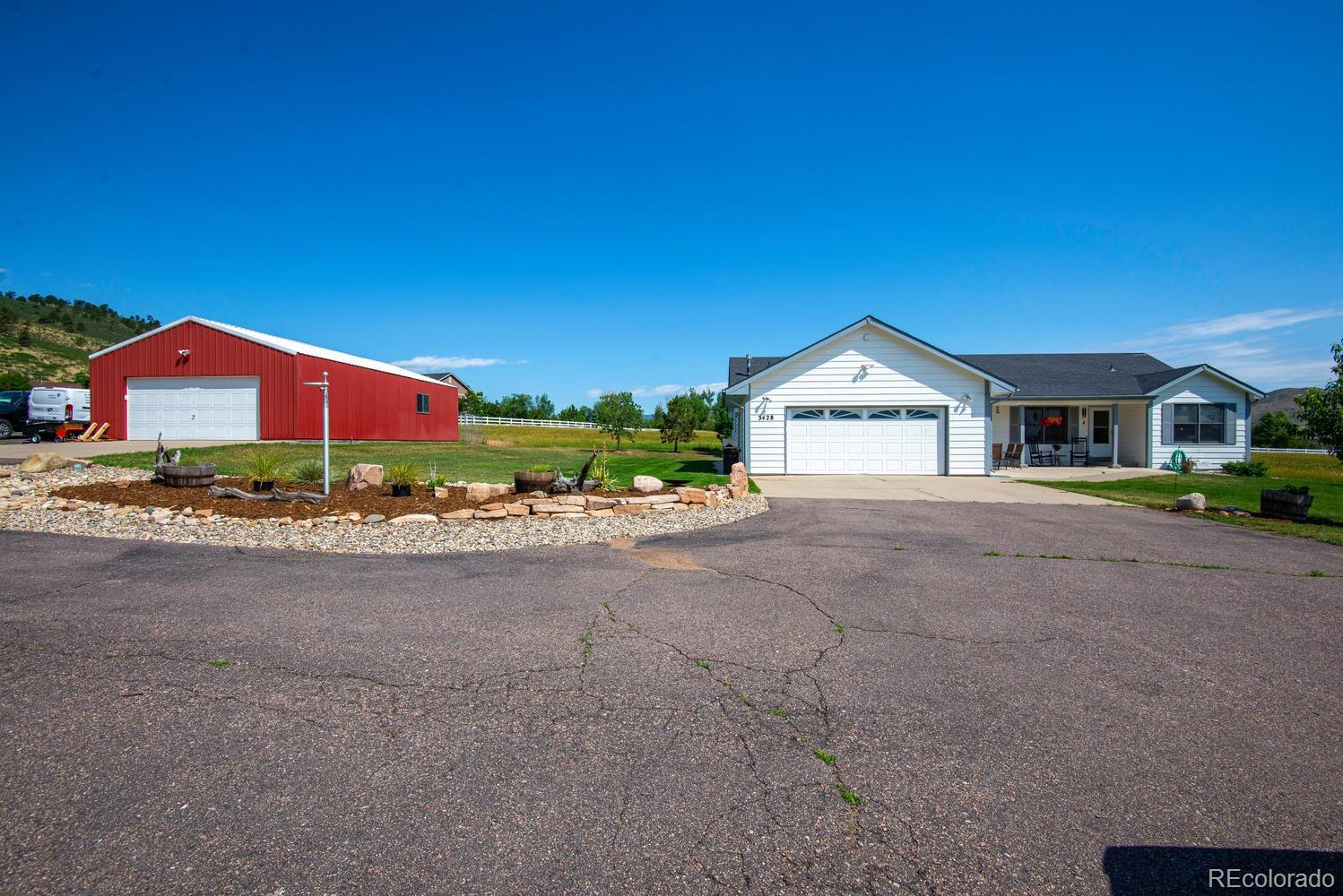 3428 N County Road 27 Property Photo - Loveland, CO real estate listing