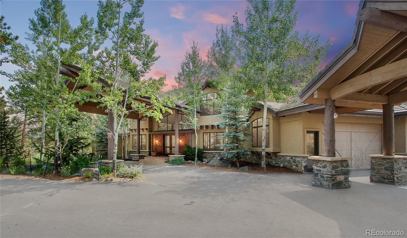 1334 Silver Rock Lane, Evergreen, CO 80439 - Evergreen, CO real estate listing