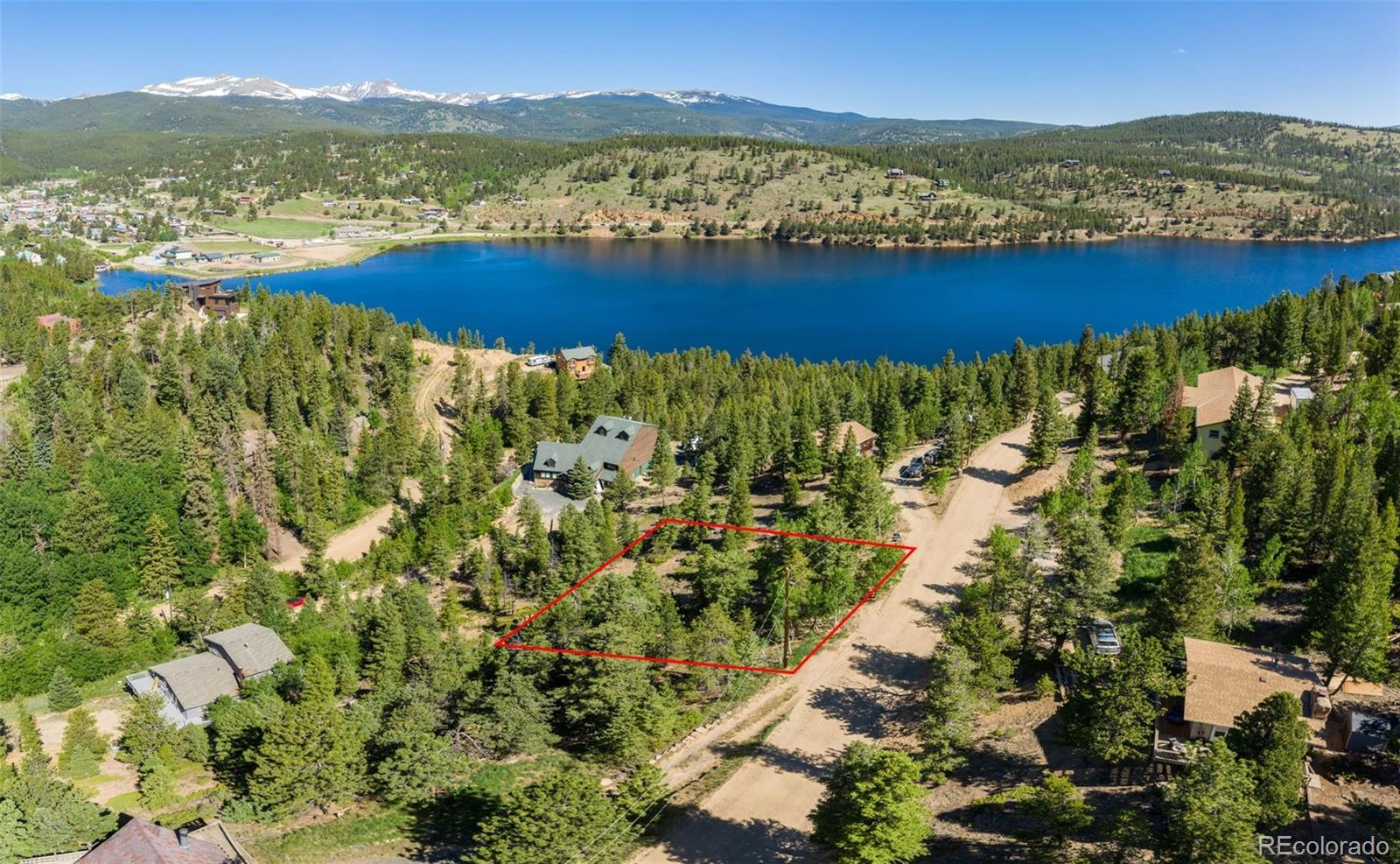 71 Pinecliff Trail Property Photo - Nederland, CO real estate listing