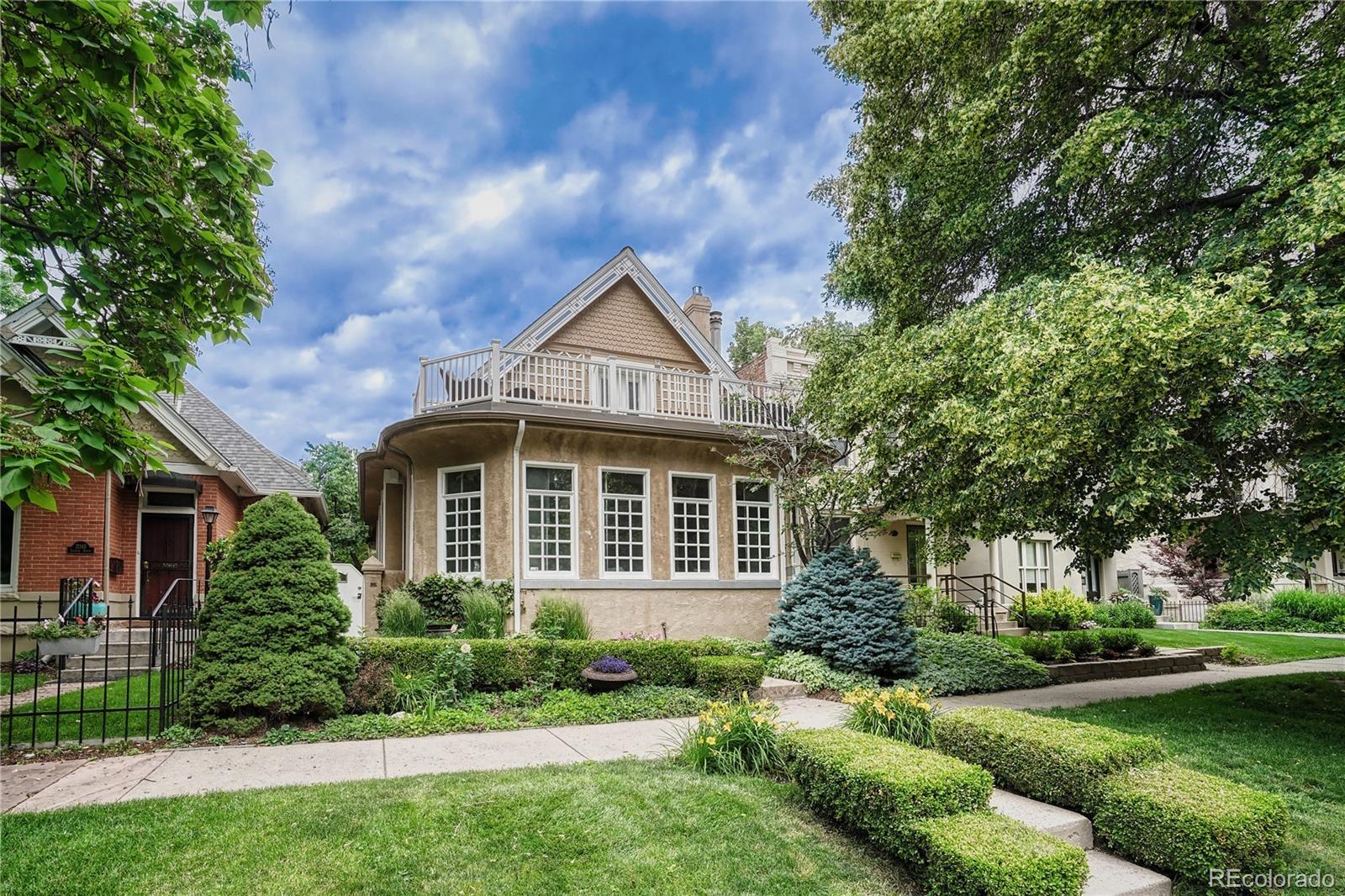 2049 N Emerson Street Property Photo - Denver, CO real estate listing