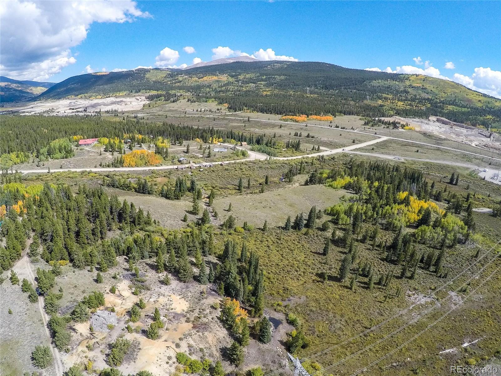 Undefined Road Property Photo - Alma, CO real estate listing