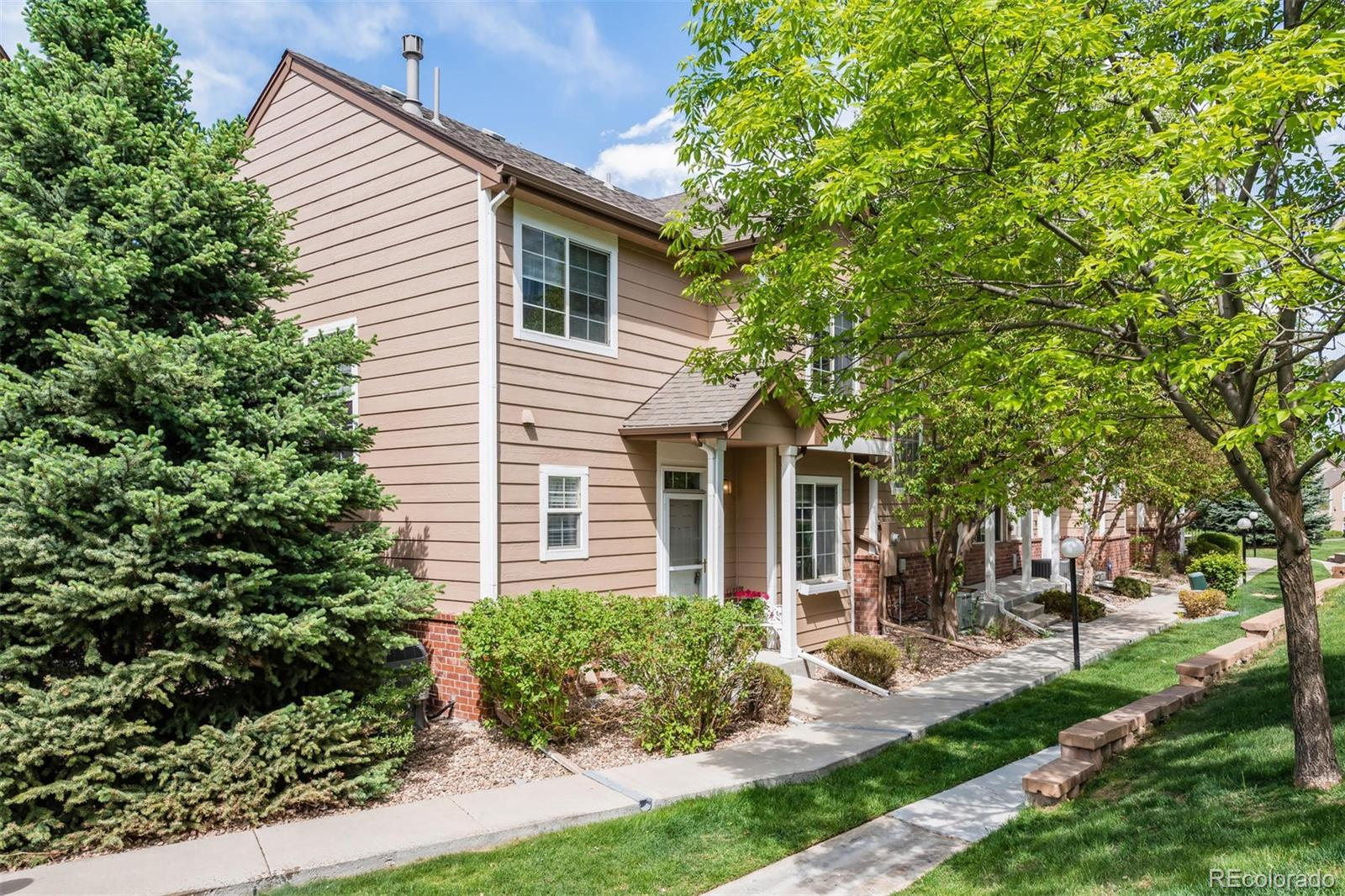 6809 S Webster Street #D Property Photo - Littleton, CO real estate listing