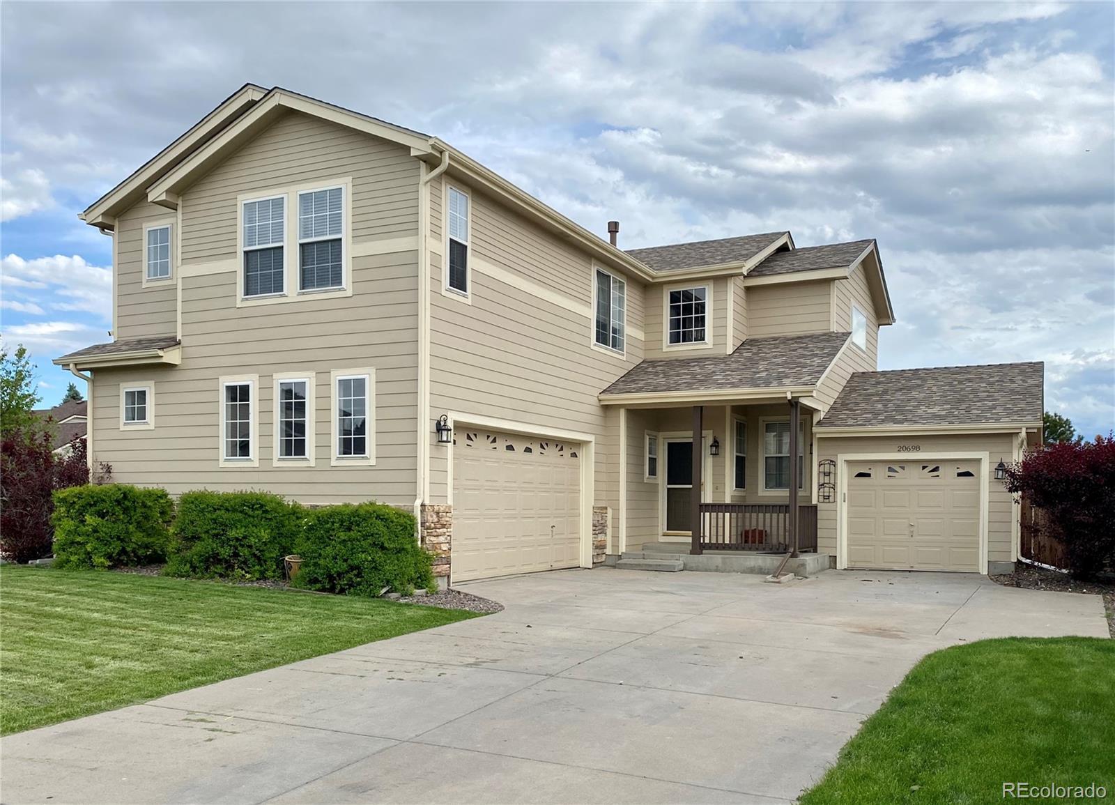 20698 E Hampden Place Property Photo - Aurora, CO real estate listing