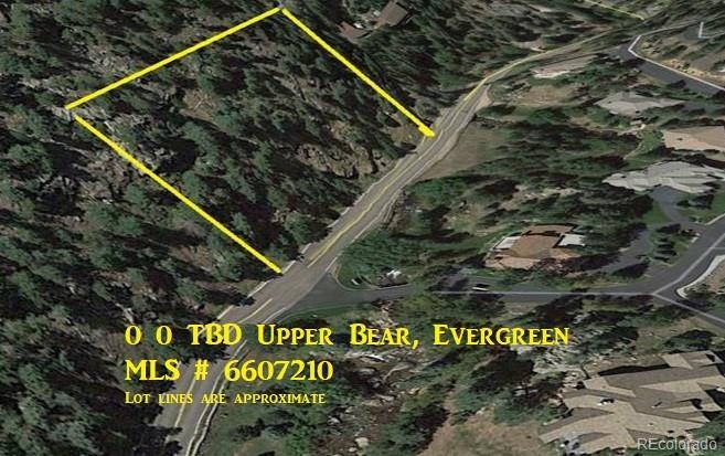 0 TBD Upper Bear Creek Rd, Evergreen, CO 80439 - Evergreen, CO real estate listing