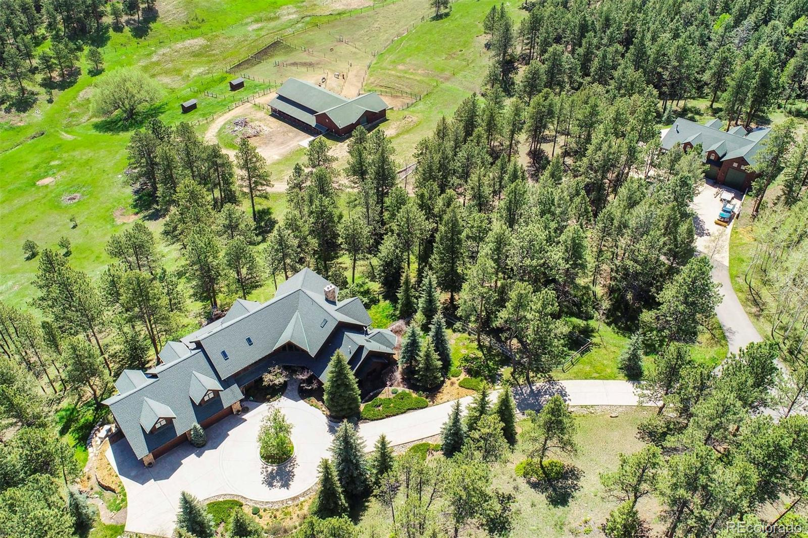 28775 Cragmont Drive, Evergreen, CO 80439 - Evergreen, CO real estate listing