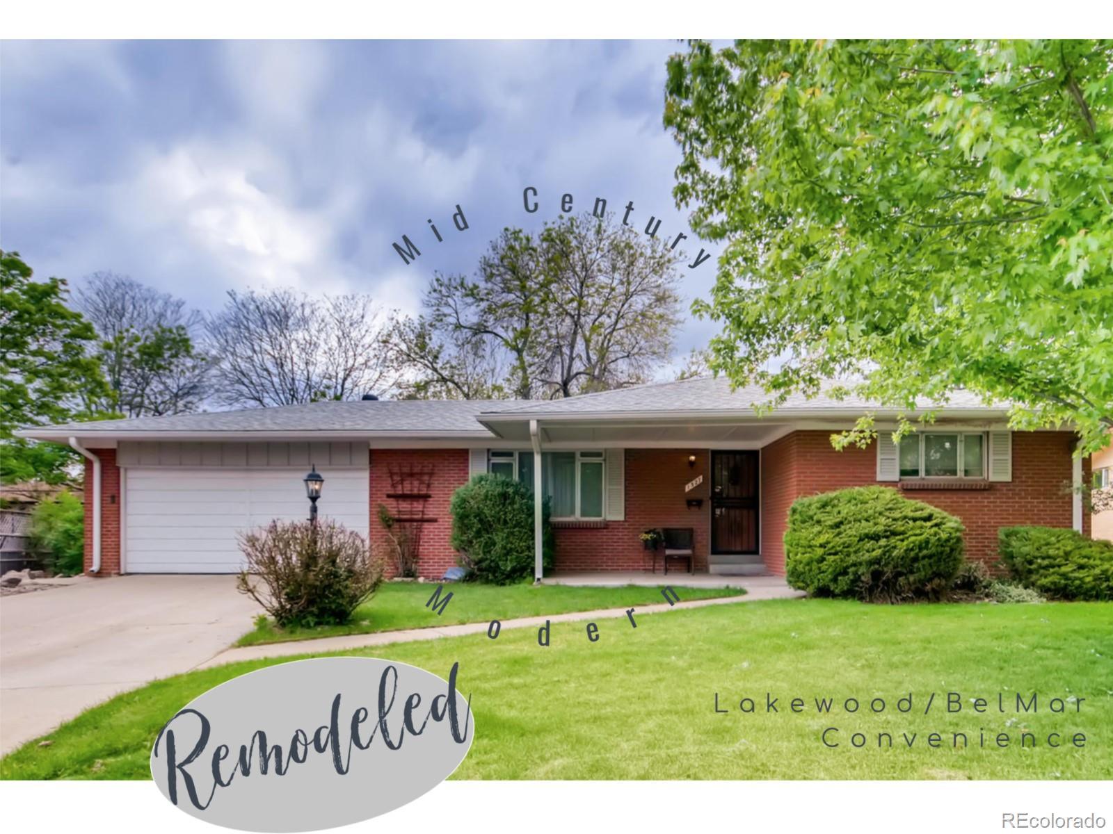 1527 S Ingalls Street, Lakewood, CO 80232 - Lakewood, CO real estate listing