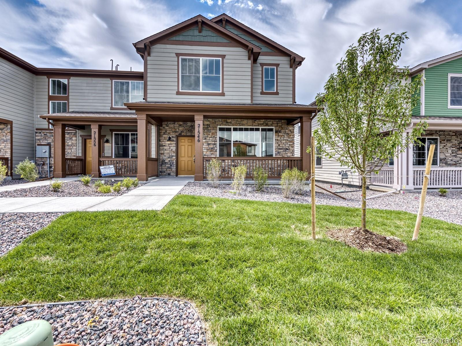 21546 E 59th Place Property Photo - Aurora, CO real estate listing