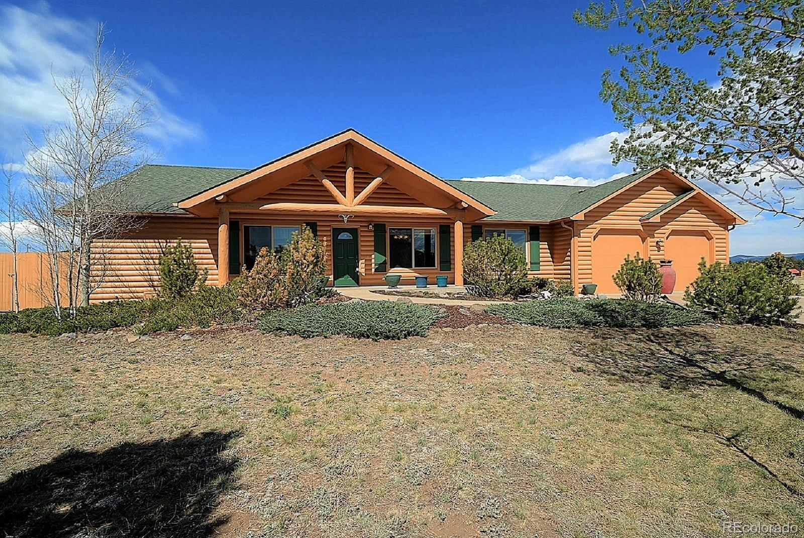 5020 County Road 71, Guffey, CO 80820 - Guffey, CO real estate listing