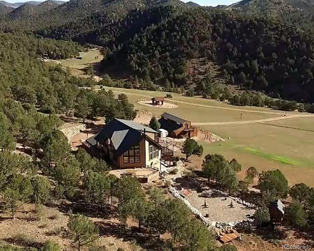 8617 Cty Rd 12 Property Photo - Cotopaxi, CO real estate listing