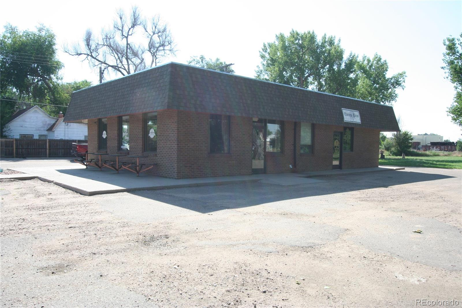 906 Edison Street Property Photo - Brush, CO real estate listing