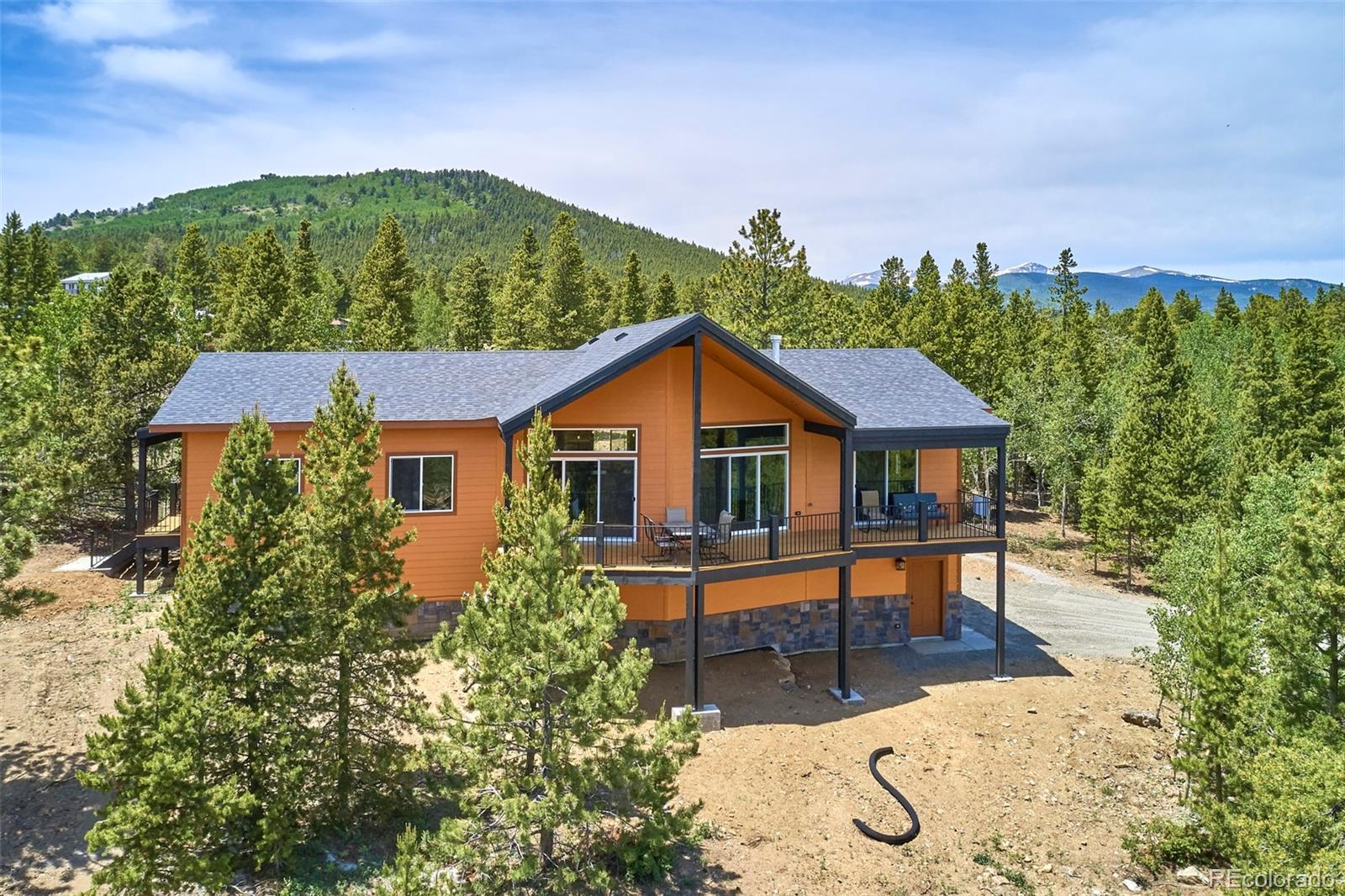 2567 Bald Mountain Road Property Photo - Central City, CO real estate listing
