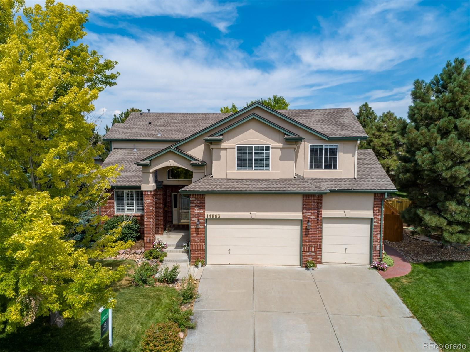 14863 E Lake Place Property Photo - Centennial, CO real estate listing
