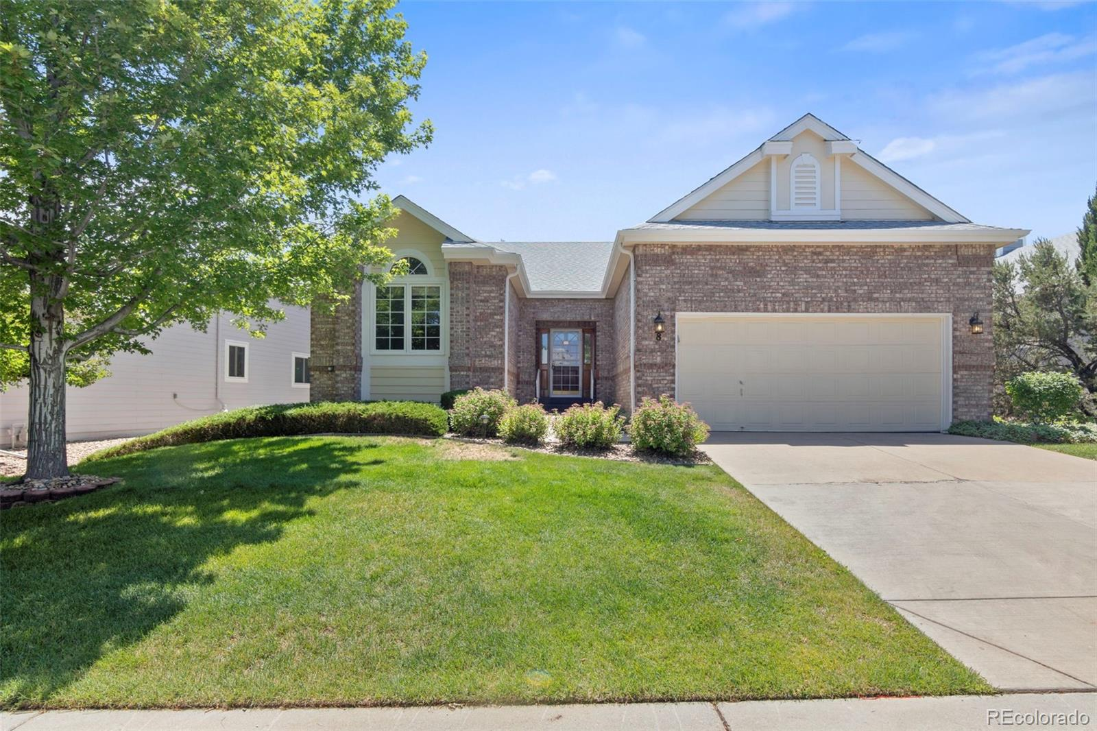 8 Hathaway Lane Property Photo - Highlands Ranch, CO real estate listing