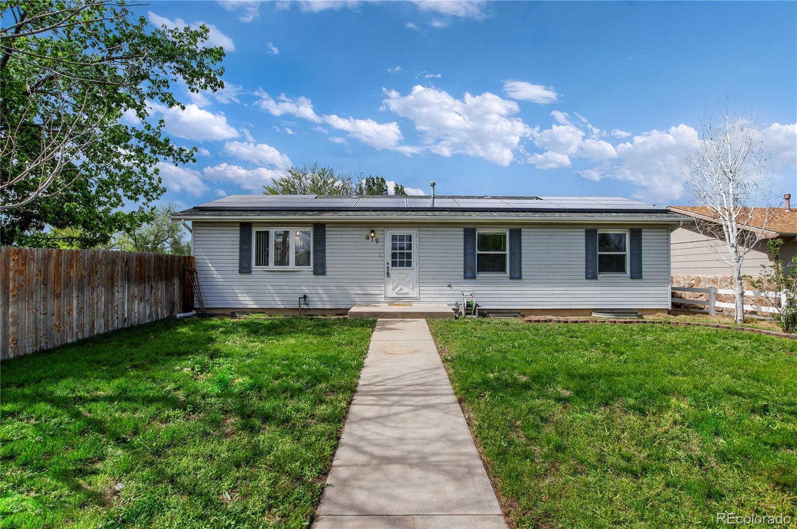 819 42nd Street, Evans, CO 80620 - Evans, CO real estate listing