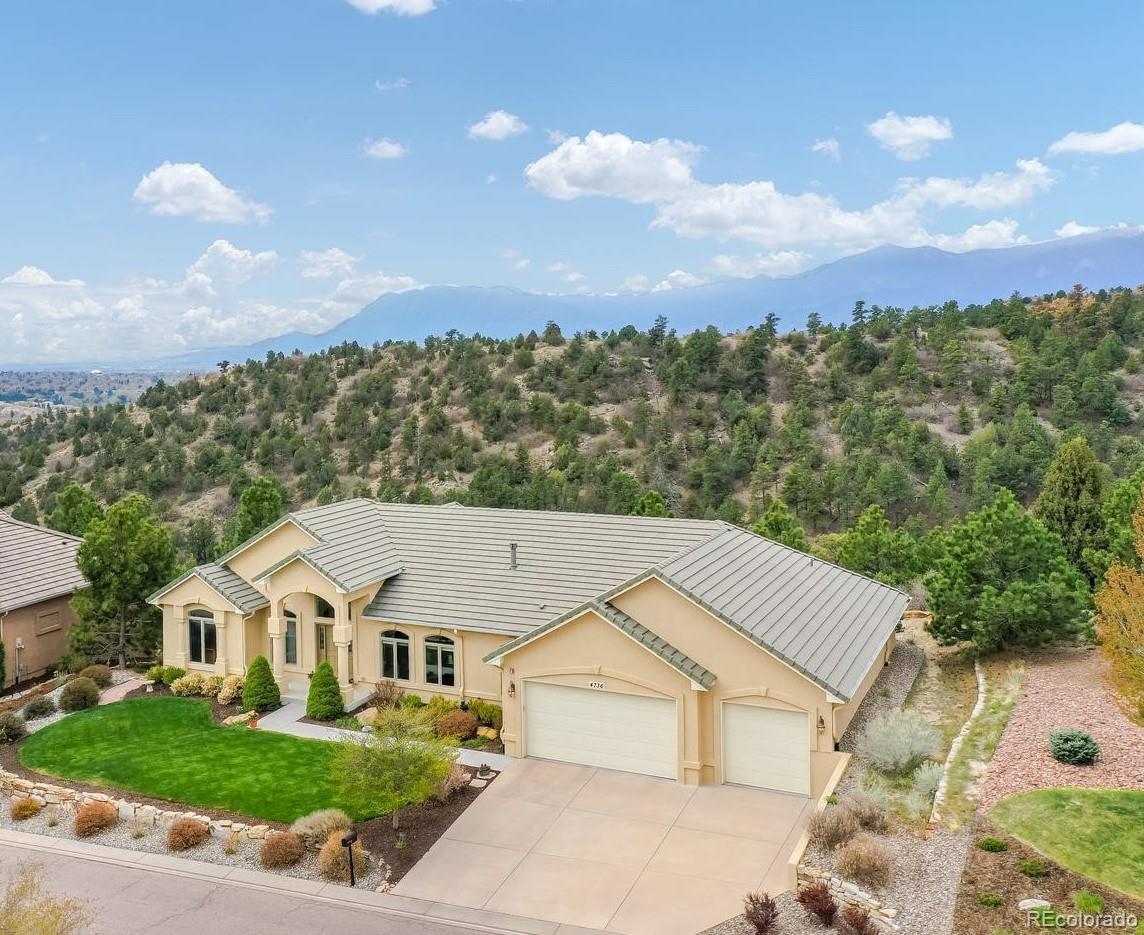 4736 Seton Hall Road Property Photo - Colorado Springs, CO real estate listing