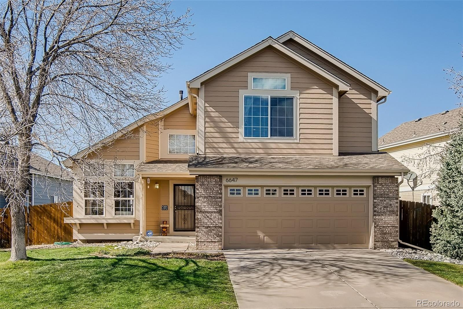 6647 W 96th Place Property Photo - Westminster, CO real estate listing