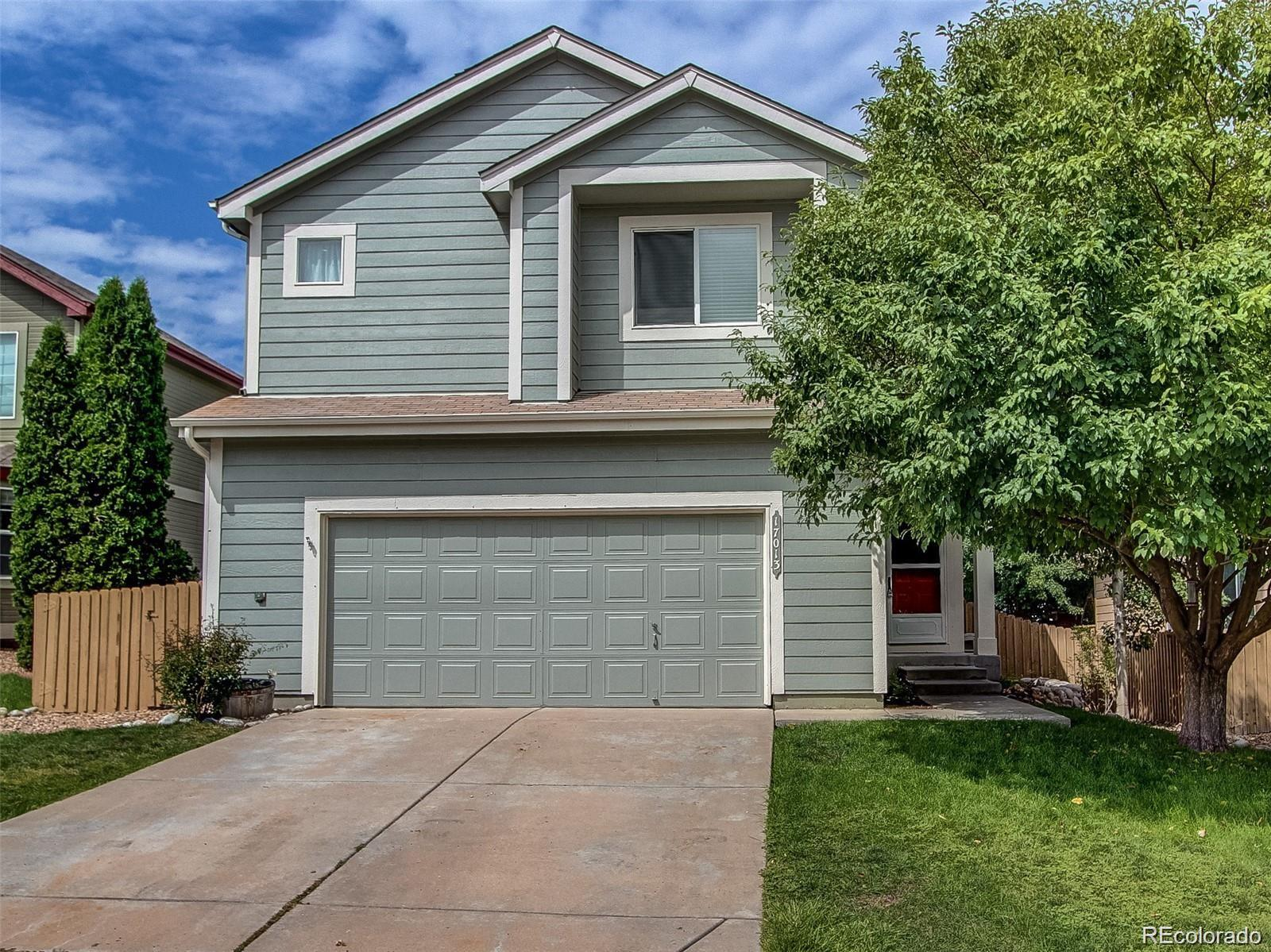 17013 Hastings Avenue Property Photo - Parker, CO real estate listing