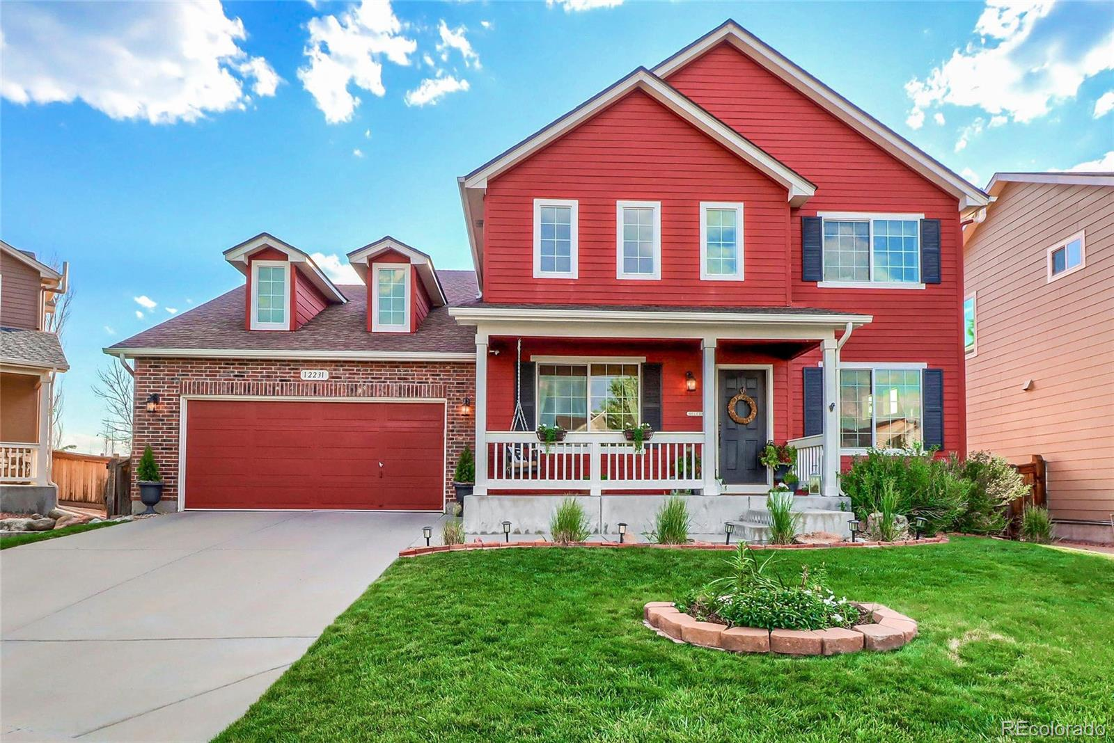12231 S Red Sky Drive Property Photo - Parker, CO real estate listing
