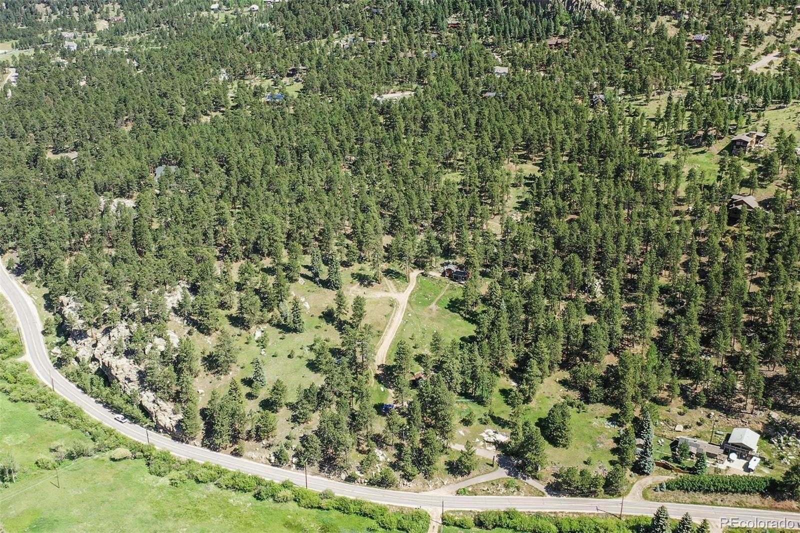 25523 N Turkey Creek Road Property Photo - Evergreen, CO real estate listing