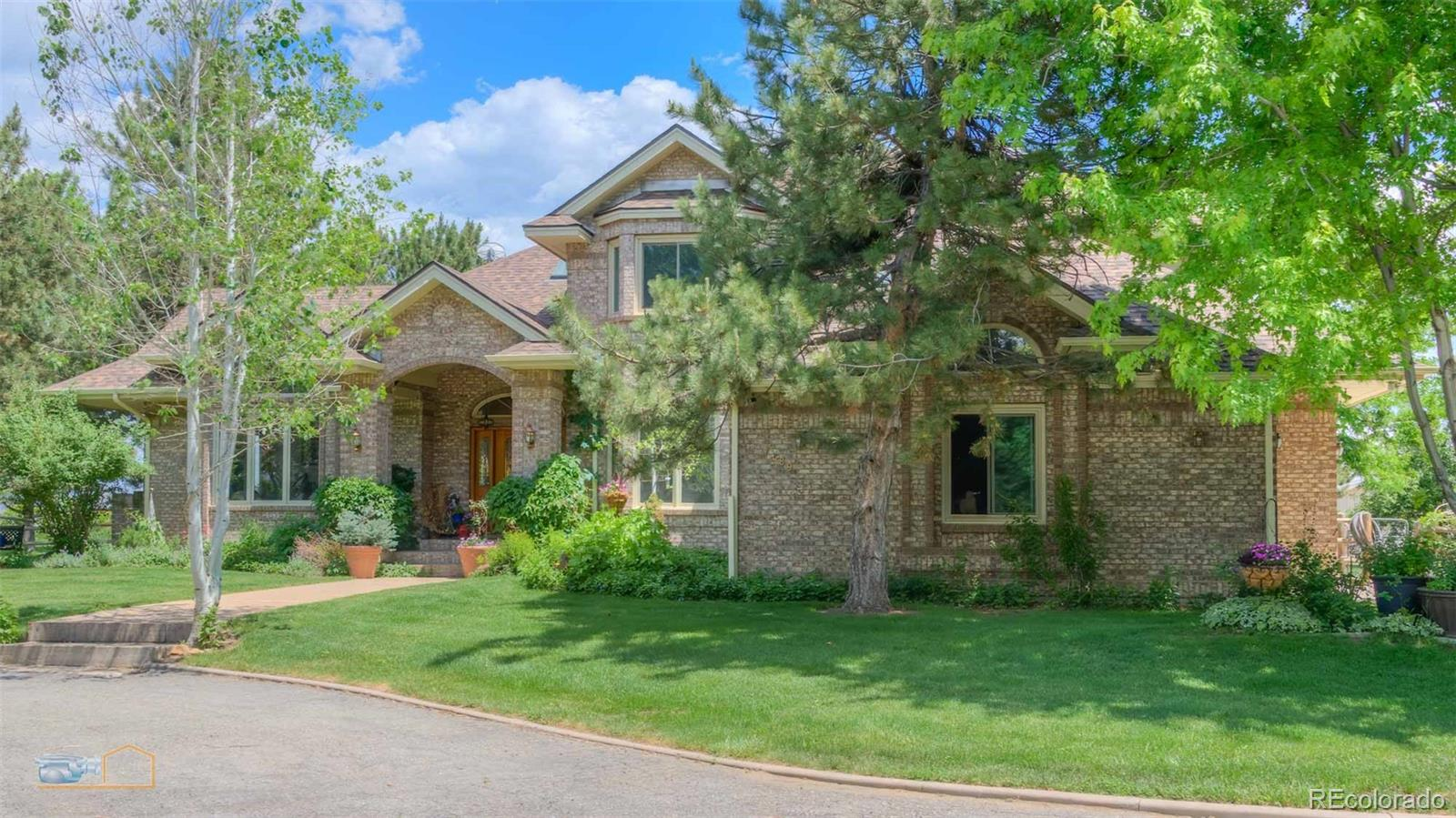 7289 Coyote Trail Property Photo - Longmont, CO real estate listing