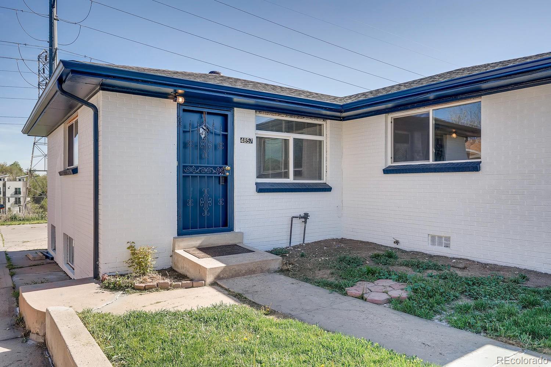 4857 W 11th Avenue Property Photo - Denver, CO real estate listing