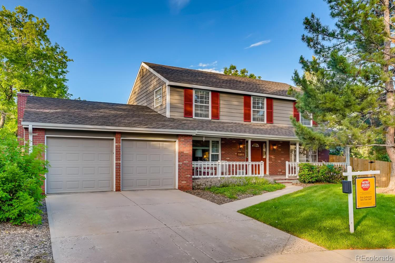 7893 S Locust Court Property Photo - Centennial, CO real estate listing