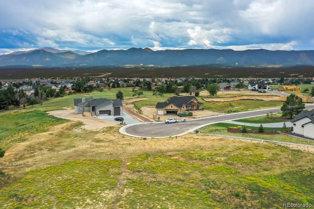 350 Silver Rock Place Property Photo - Colorado Springs, CO real estate listing