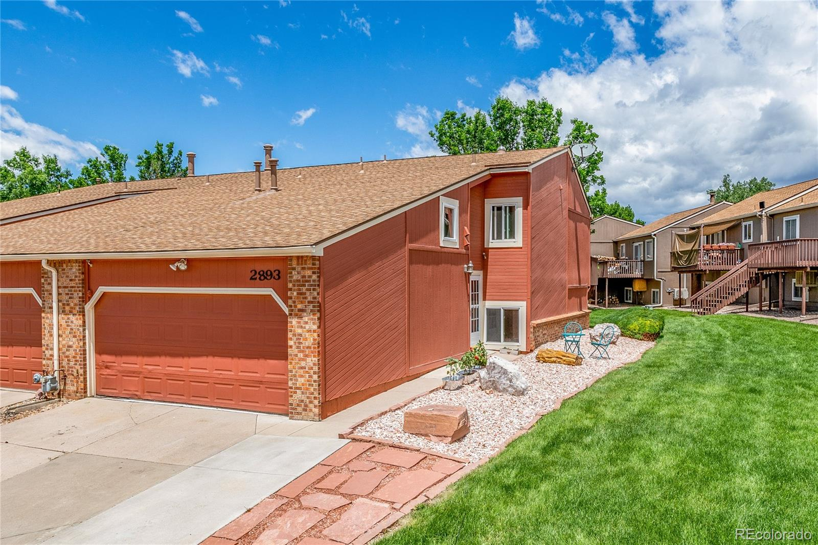 2893 W Bryant Circle Property Photo - Littleton, CO real estate listing