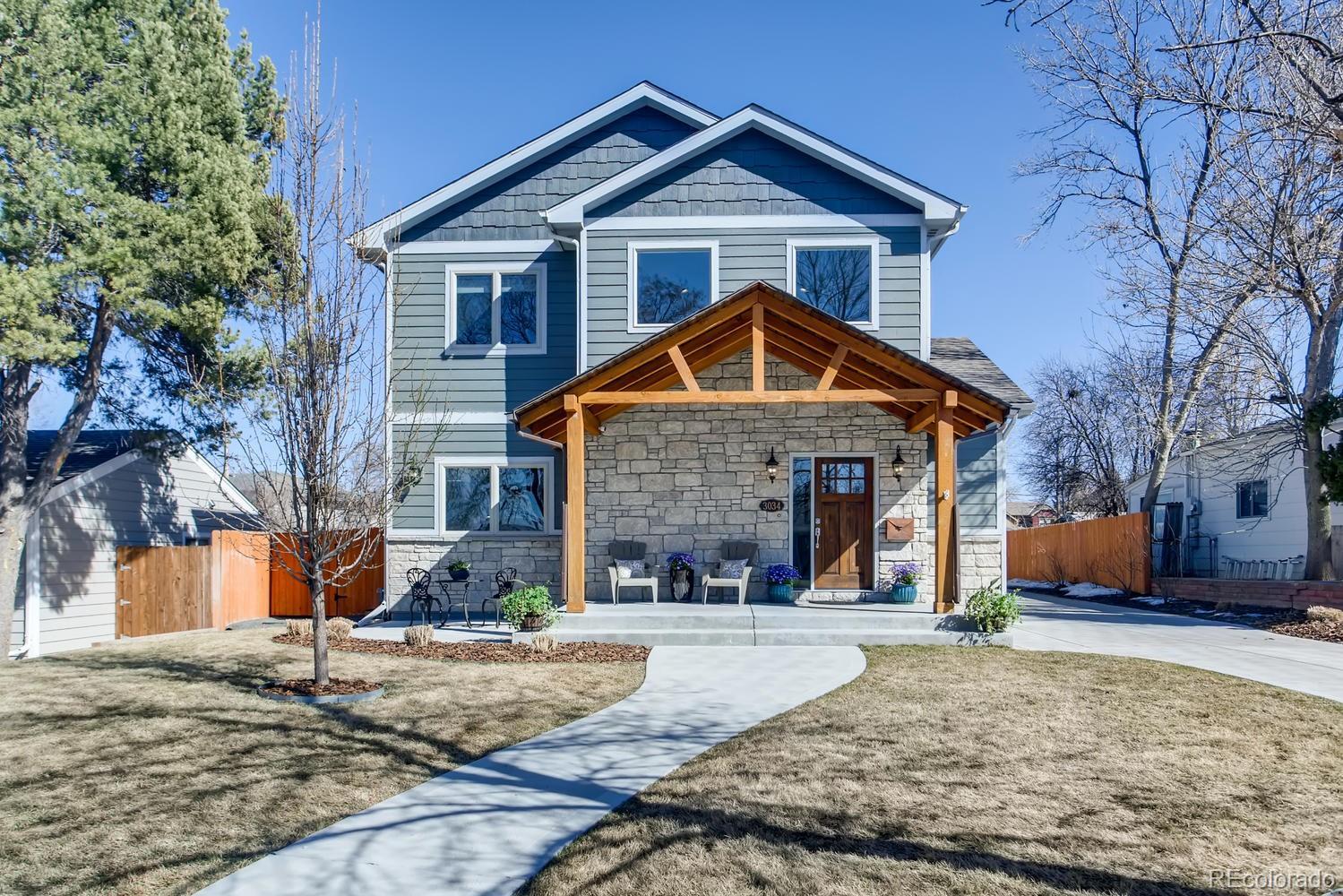 3034 S Ash Street, Denver, CO 80222 - Denver, CO real estate listing