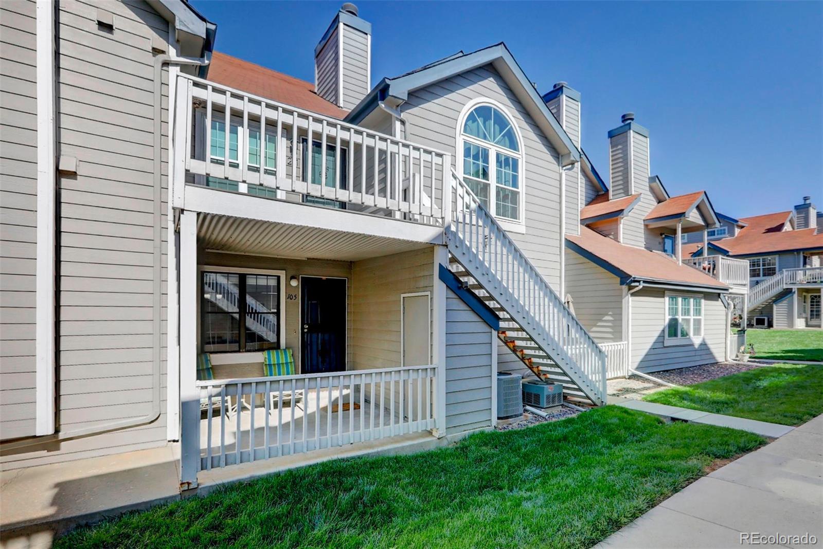 8347 S Upham Way #105 Property Photo - Littleton, CO real estate listing