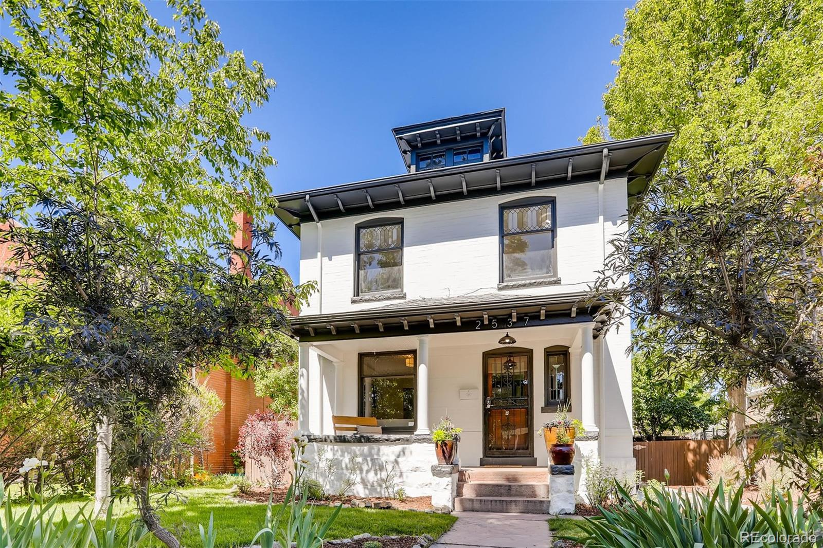 2537 N Williams Street Property Photo - Denver, CO real estate listing