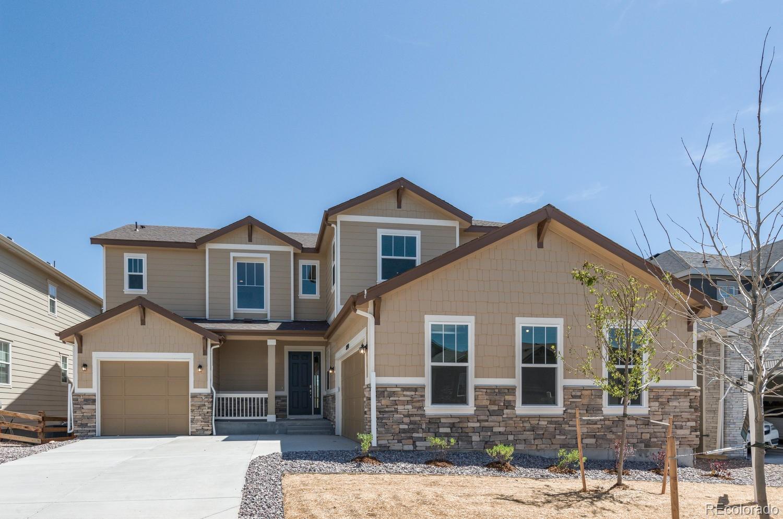 10990 Endeavor Drive Property Photo - Parker, CO real estate listing