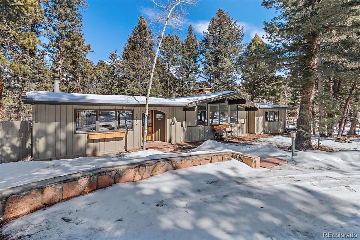 6639 Kiem Road, Evergreen, CO 80439 - Evergreen, CO real estate listing