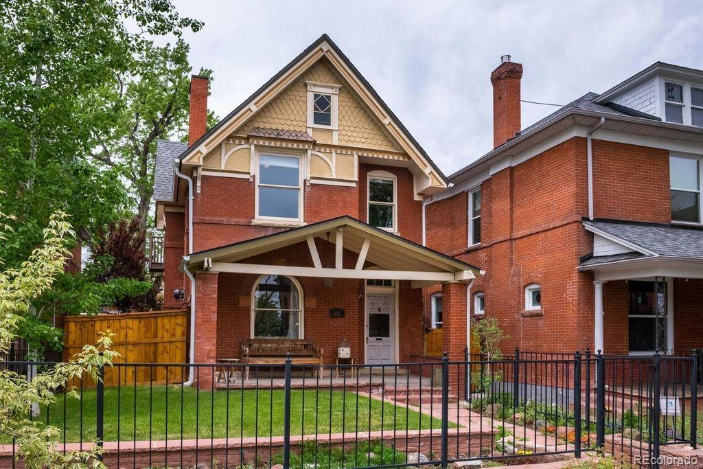 3127 Lowell Boulevard Property Photo - Denver, CO real estate listing