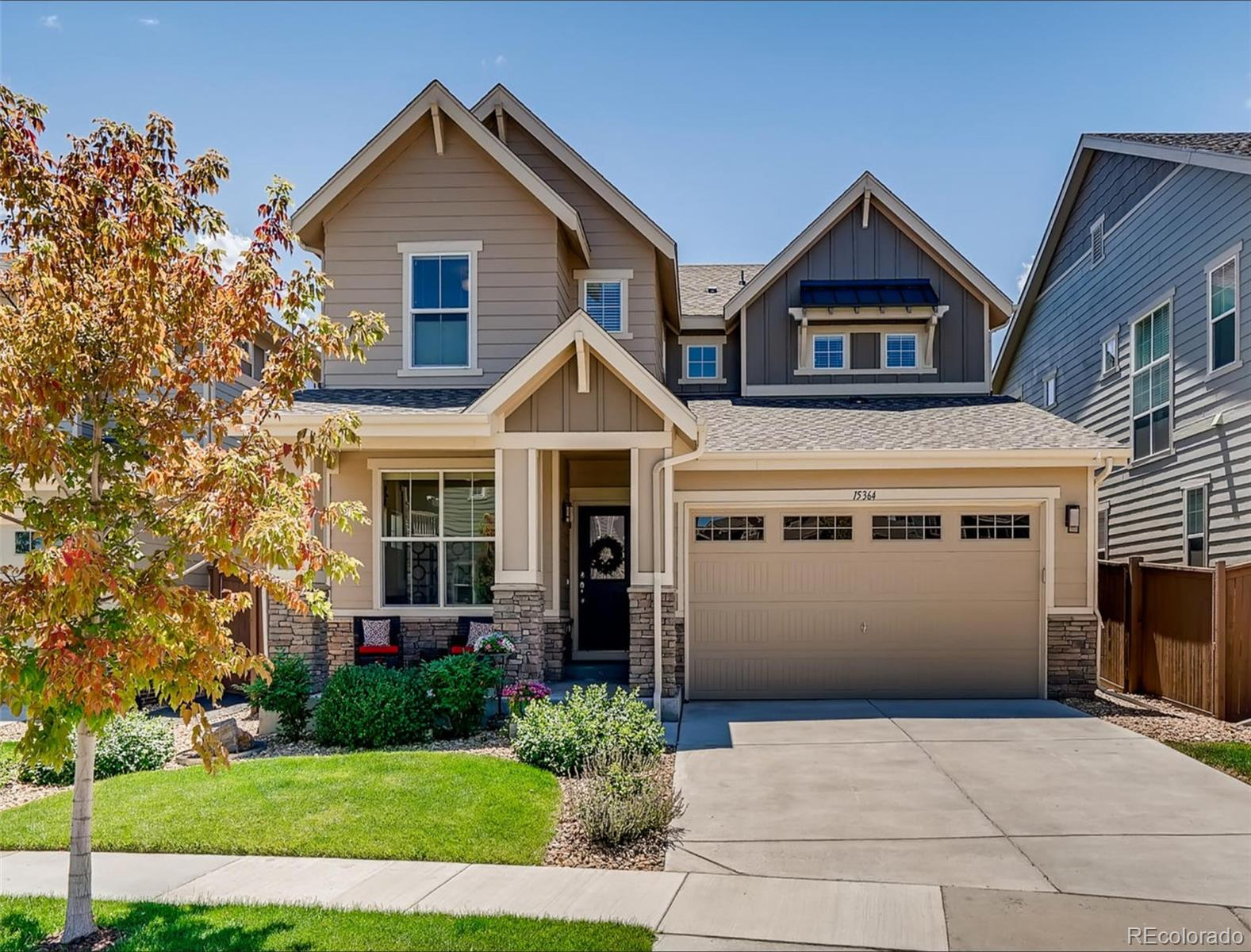 15364 W 49th Place Property Photo - Golden, CO real estate listing