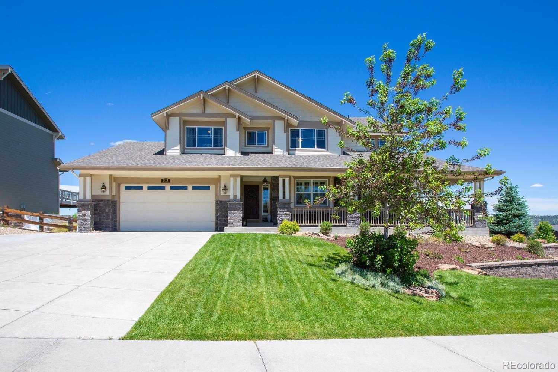 2661 Mashie Circle Property Photo - Castle Rock, CO real estate listing