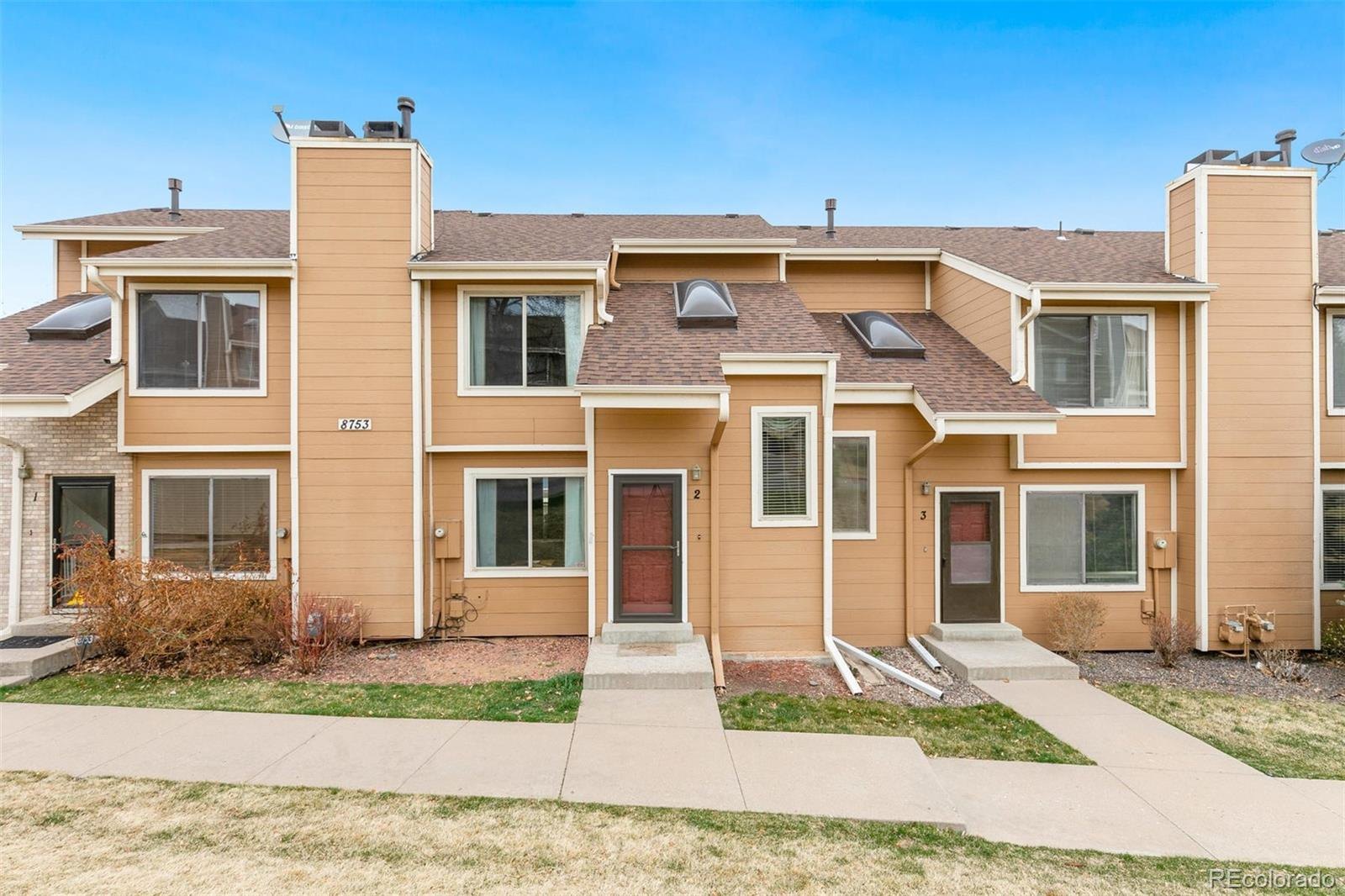 8753 W Cornell Avenue #12-2 Property Photo - Lakewood, CO real estate listing