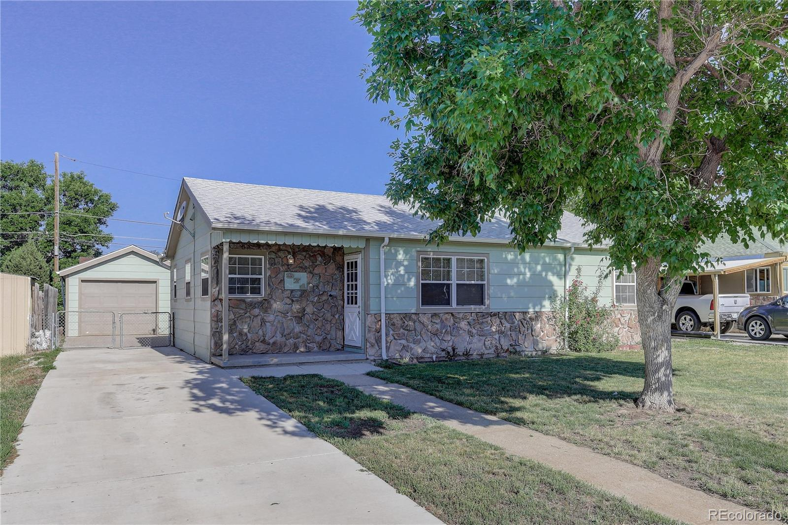 971 S Alcott Street Property Photo - Denver, CO real estate listing