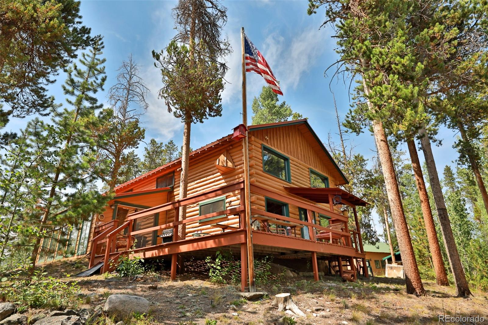 195 County Road 48 Property Photo - Grand Lake, CO real estate listing