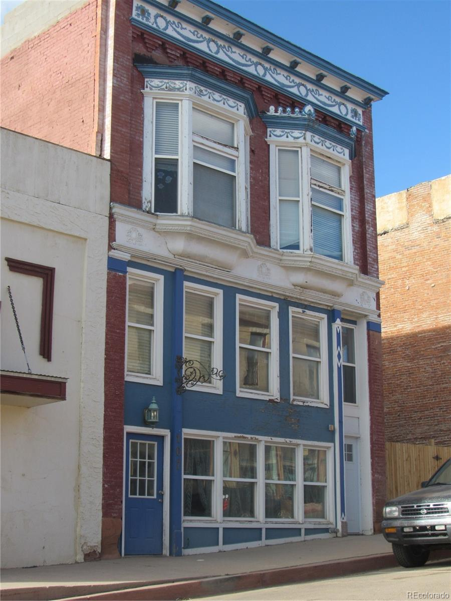 107 S 3rd Street Property Photo - Victor, CO real estate listing