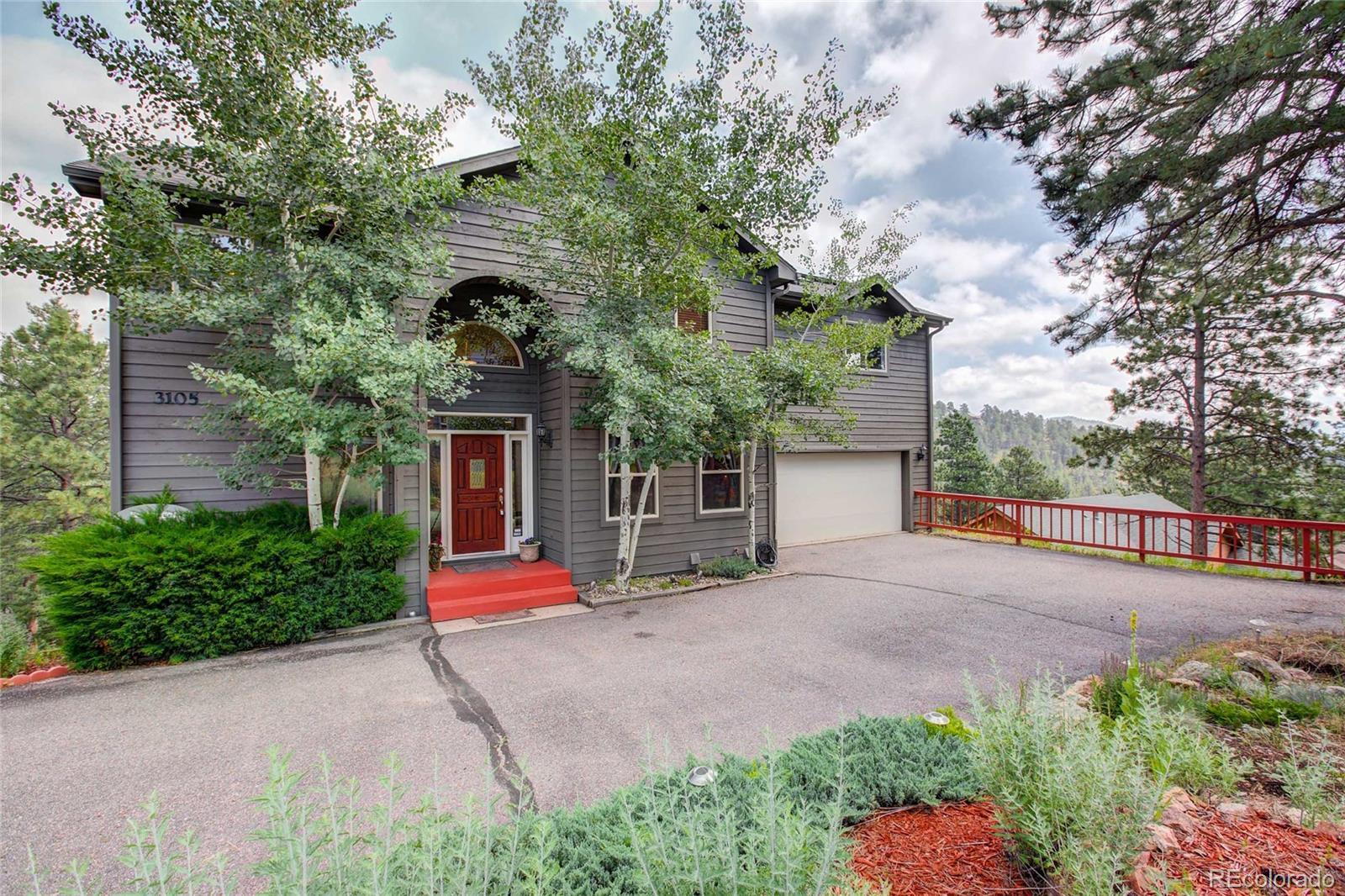 3105 Dandy Lion Lane, Evergreen, CO 80439 - Evergreen, CO real estate listing