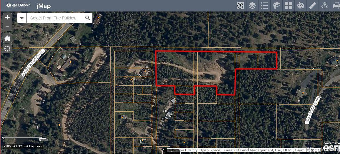 Lots 15, 16, 17, 29, 30, 31, 43, Evergreen, CO 80123 - Evergreen, CO real estate listing
