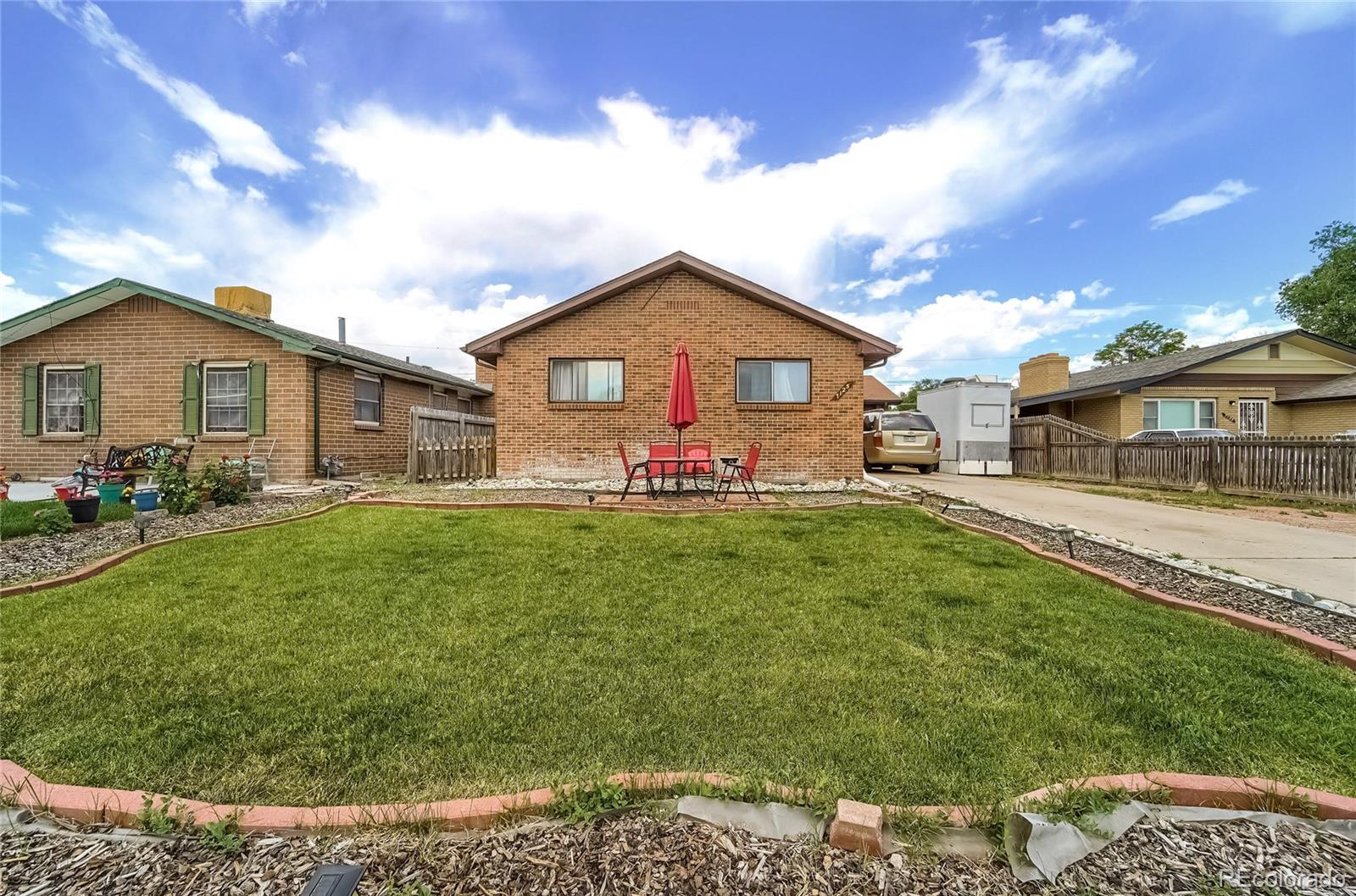 7125 Dexter Street Property Photo - Commerce City, CO real estate listing